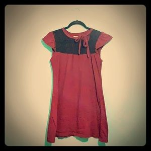 🌜DIY 90s Vintage Goth Babe Mini Dress:Tunic🌛